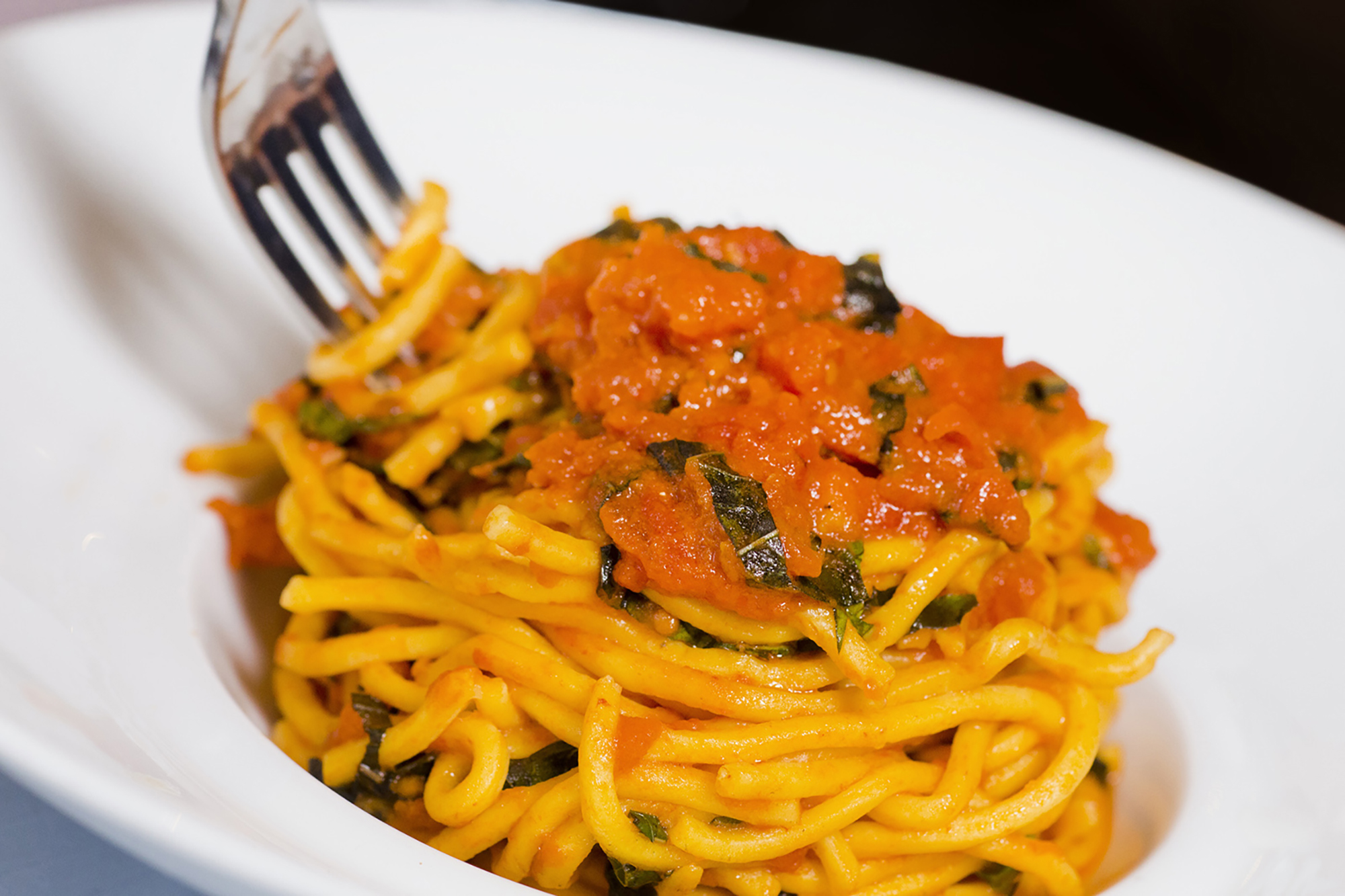 Single Event: Carb Up at Scarpetta by Scott Conant