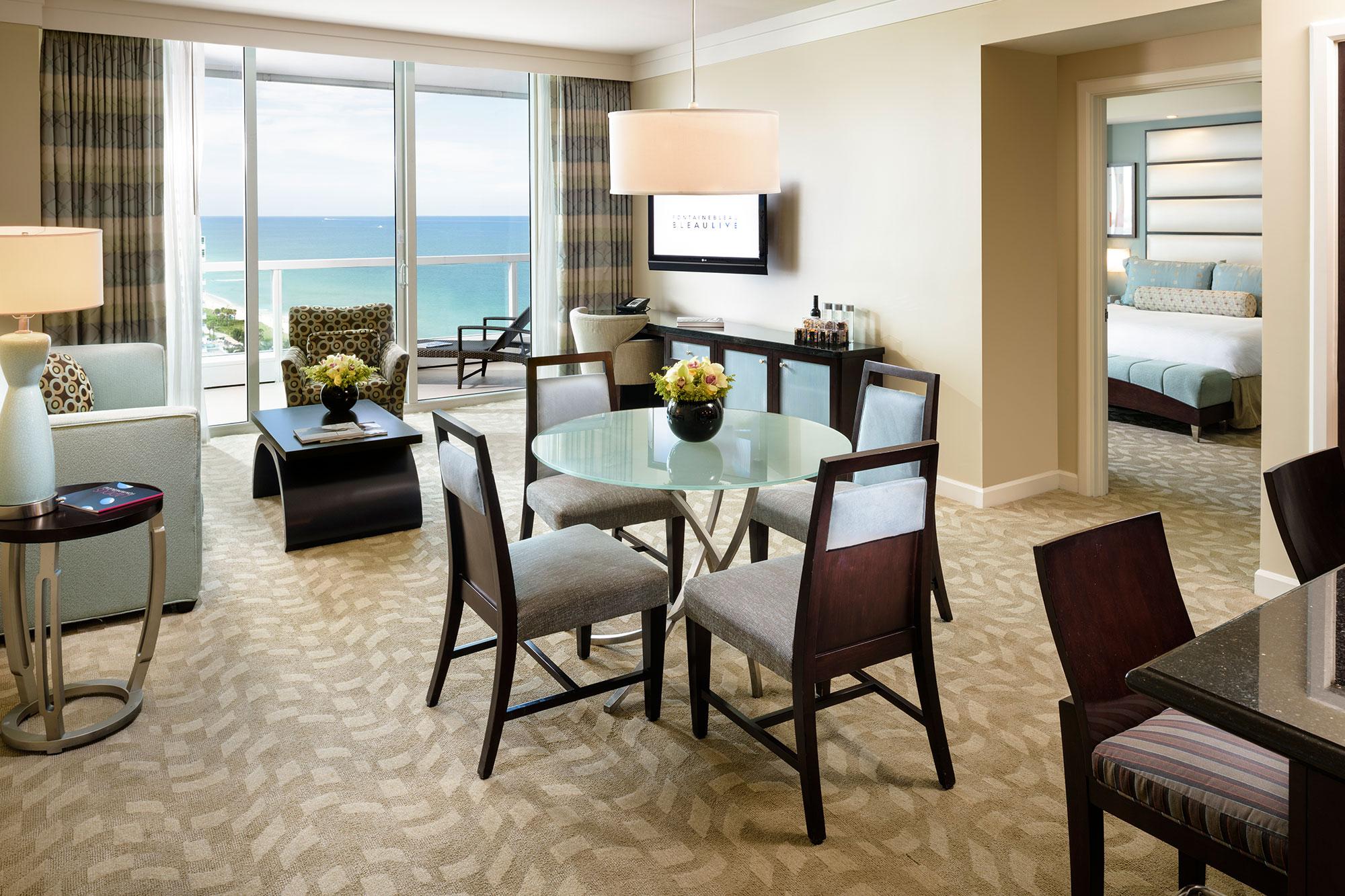 Sorrento Ocean View One Bedroom Suite 1