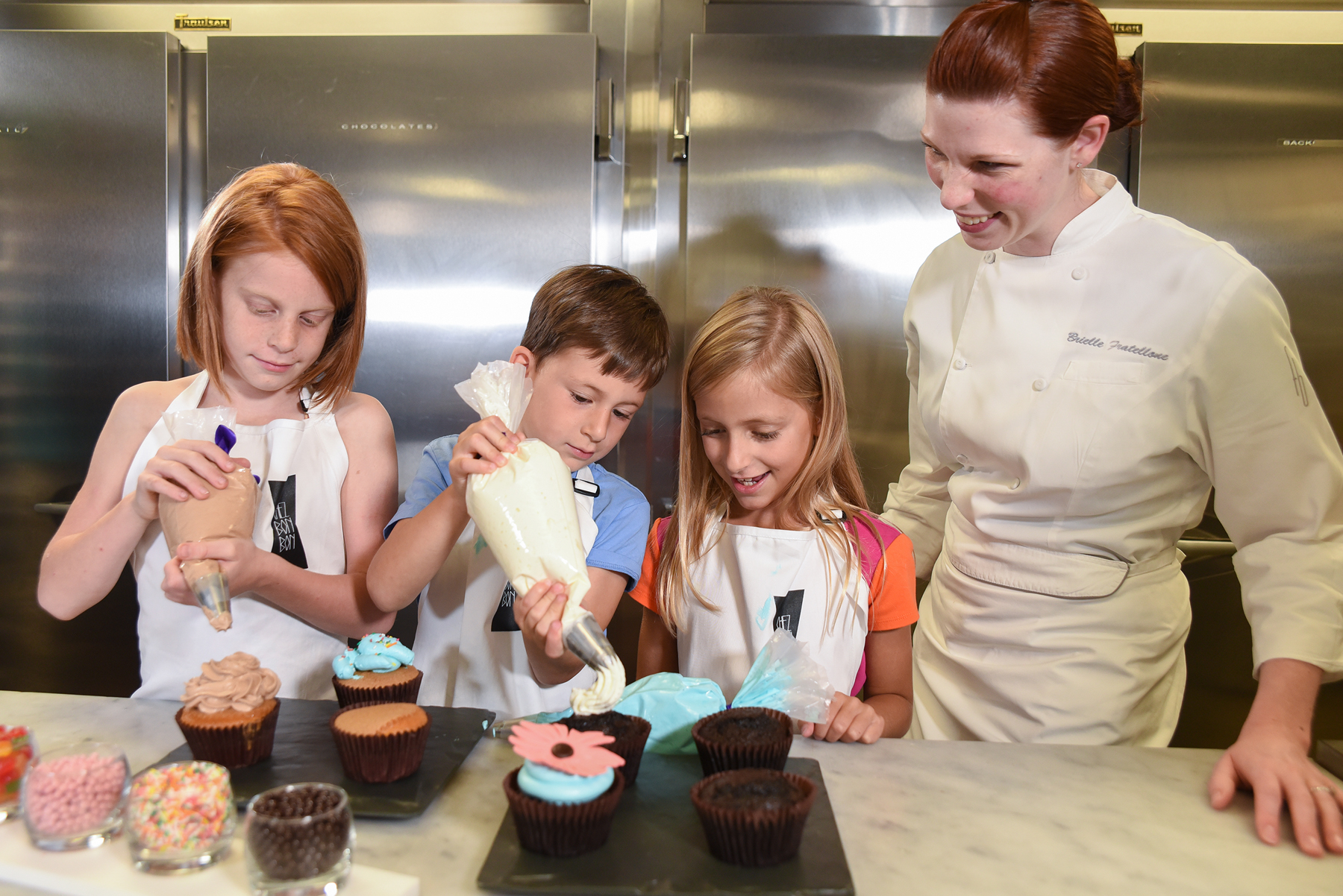 Single Event: Family Pastry Class & Tour