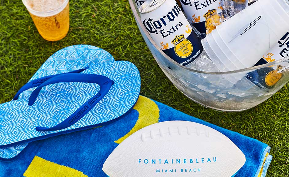 Single Event: Football Cabana Package