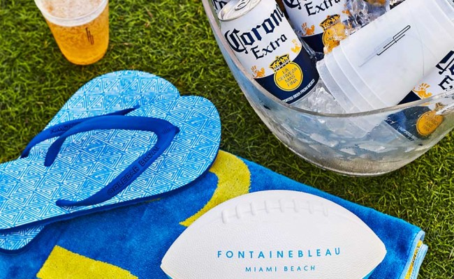 Football Cabana Package