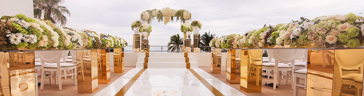 Wedding Venues In Miami Beach Fontainebleau Ceremony