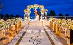 Glimmer Terrace Wedding