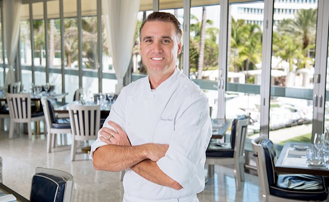 Chef Thomas Connell | VP of Culinary