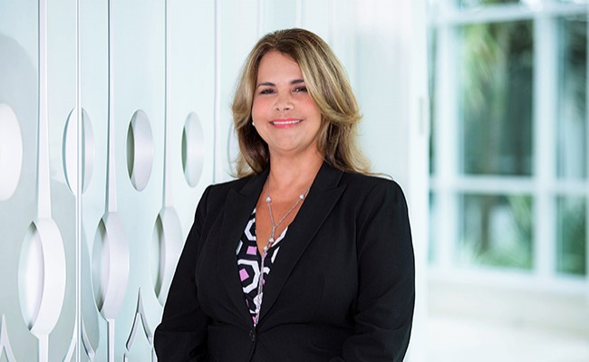Silvia Pereda | Vicepresidente de Recursos Humanos