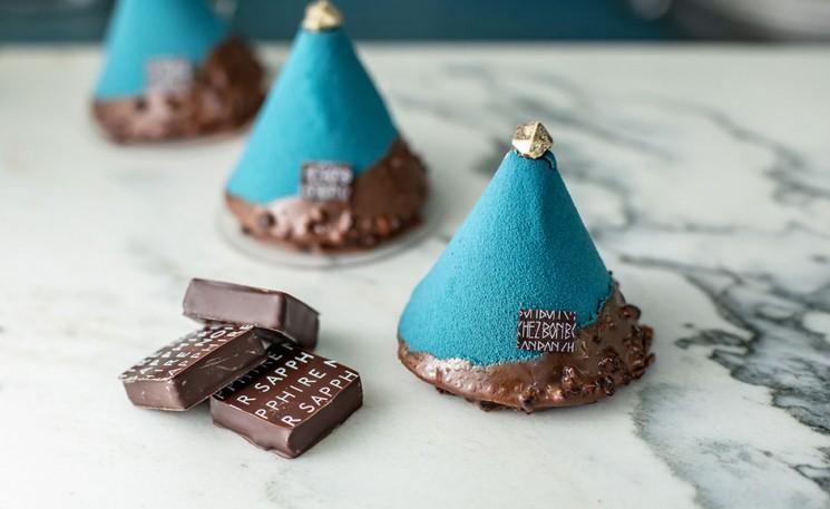 O primeiro hotel dos Estados Unidos a criar chocolates personalizados