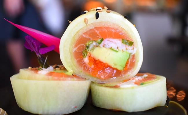 Sábados | Aprende lo básico para preparar sushi en Blade