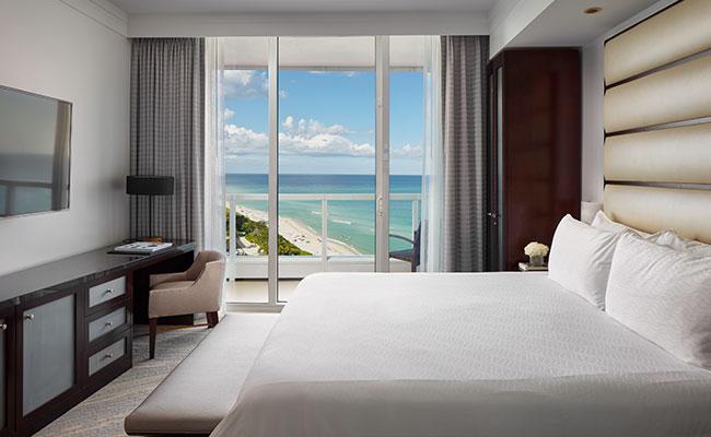 Sorrento Ocean View One Bedroom Suite 2