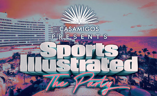 Single Event: Sports Illustrated VIP Party