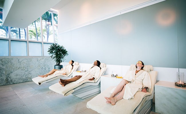Relax at Lapis, the Spa at Fontainebleau