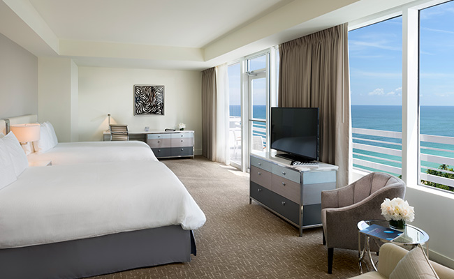 Oceanfront Junior Suite with Balcony 1