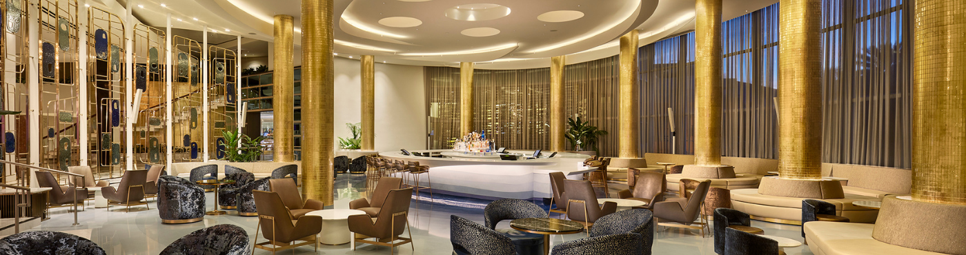 Bleau Bar e lounge em Miami Beach