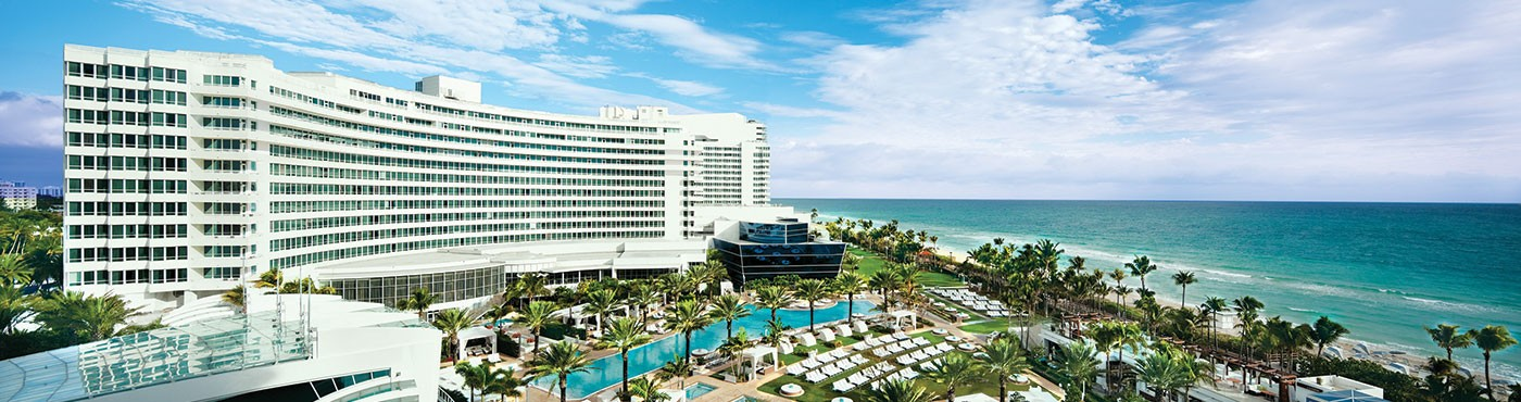 Miami Beach Resort And Atlantic Ocean