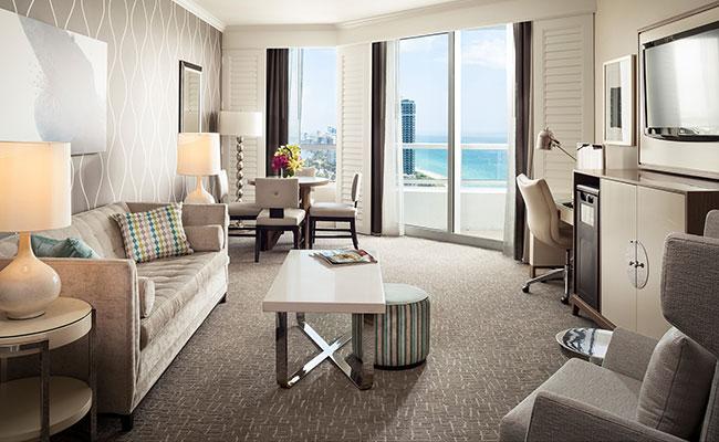 Trésor Ocean View One Bedroom Suite 2