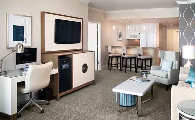 Trésor Ocean View One Bedroom Suite 3