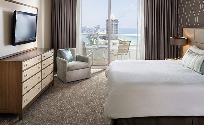 Trésor Ocean View One Bedroom Suite 1