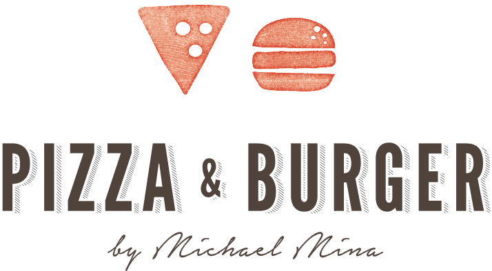 Logotipo do Pizzas & Burgers
